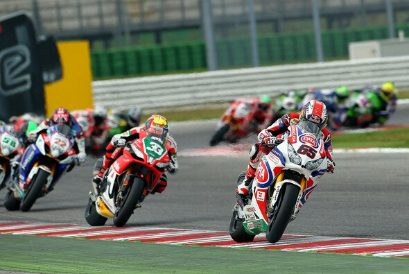 Jonathan Rea holte 2014 bereits vier Siege