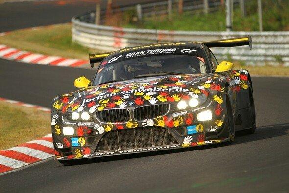 Max Sandritter startete zum ersten Mal im GT3 bei den 24h am Nürburgring