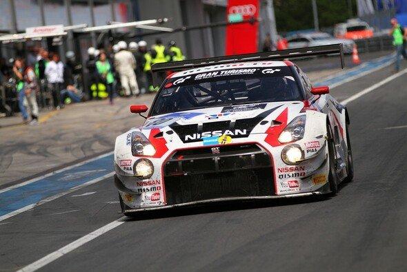 Bulliger GT3-Japaner: Der Nissan GT-R von Nick Heidfeld und Co.