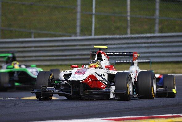 Marvin Kirchhöfer bestreitet seine Rookie-Saison in der GP3