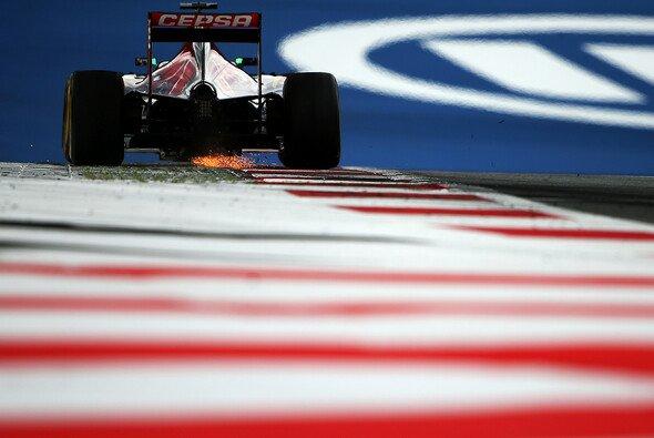 Toro Rosso kann den Test abhaken
