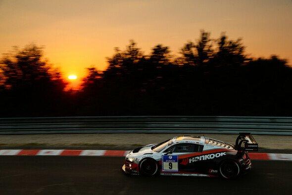 Glücklos: Die R8-Boliden von Prosperia C. Abt Racing