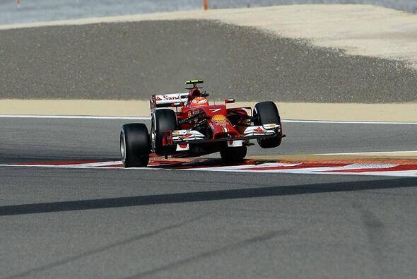 Räikkönen bereitet sich mit Flugstunden auf Silverstone vor