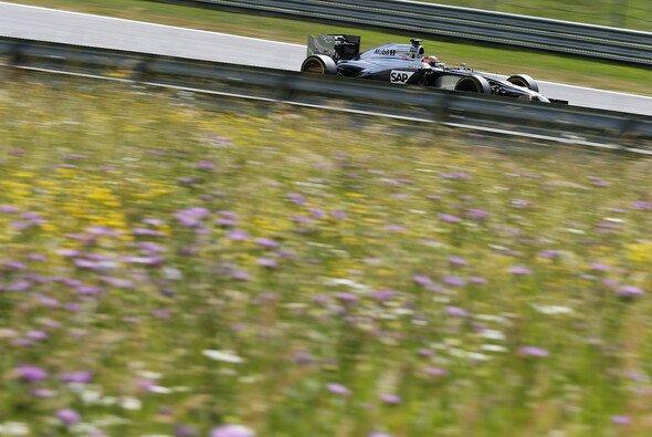 McLaren ist auf der Suche nach der Form