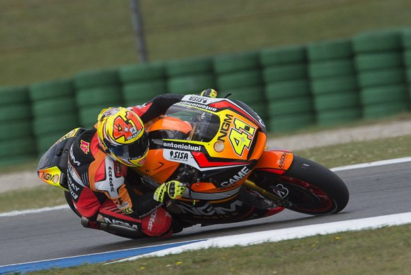 Aleix Espargaro fuhr auf der Open-Yamaha in Assen zur Pole Position - Foto: Forward Racing