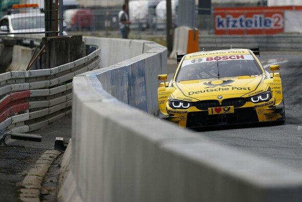 Timo Glock auf der Suche nach der richtigen Linie am Norisring