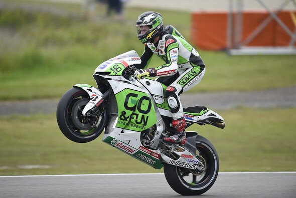 Scott Redding wurde in seinem ersten Regenrennen in der MotoGP Zwölfter
