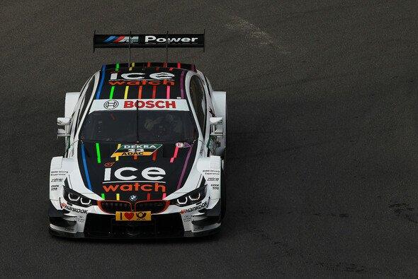 Marco Wittmann steuerte seinen BMW-Boliden auf den ersten Platz