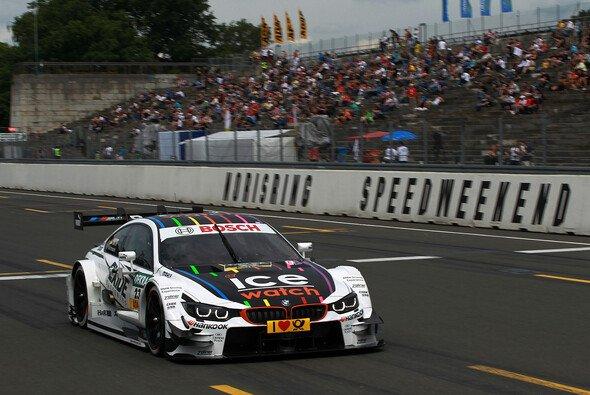 Wittmann startet als bester BMW-Pilot von P8
