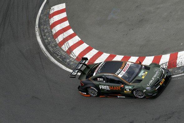 Robert Wickens schnappt sich erneut die Pole im Norisring-Qualifying