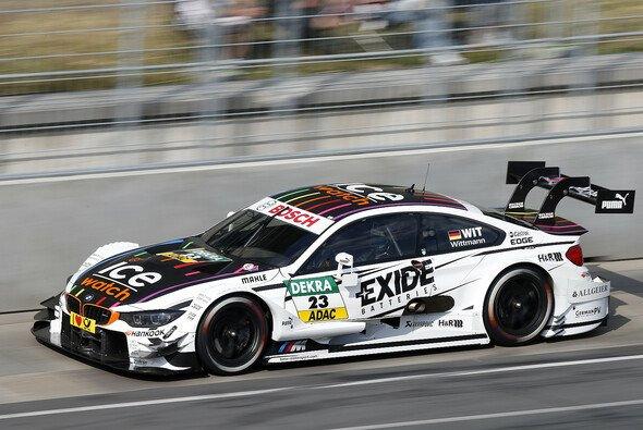 Marco Wittmann ist der BMW-Lichtblick