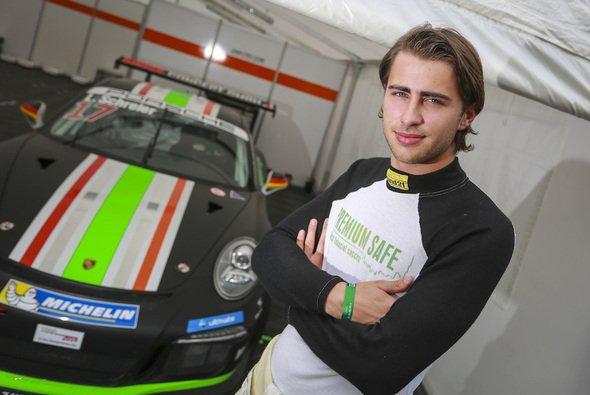 Lukas Schreier absolviert seine Debütsaison im Porsche Carrera Cup