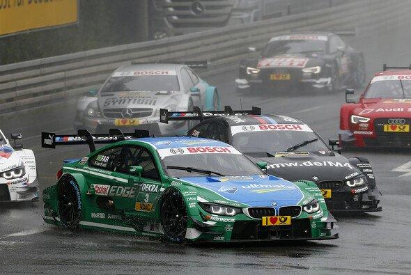 BMW holte am Norisring zusammen nur 14 Punkte