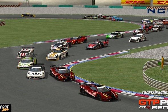 Zum letzten Mal vor der Sommerpause geht es rund in der GTP Pro Series