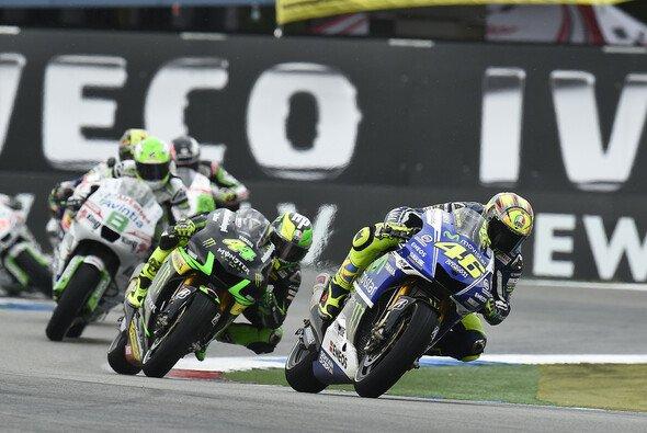 Valentino Rossis Reifenpoker zahlte sich nicht aus