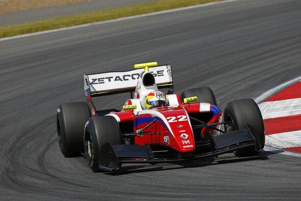 Roberto Merhi holte sich seinen zweiten Saisonsieg - Foto: WS by Renault