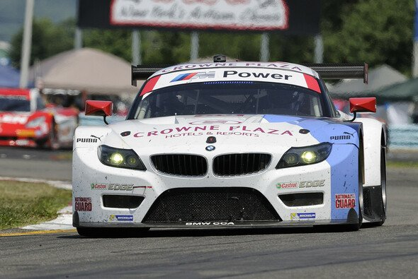 BMW erlebte ein schwaches Rennen