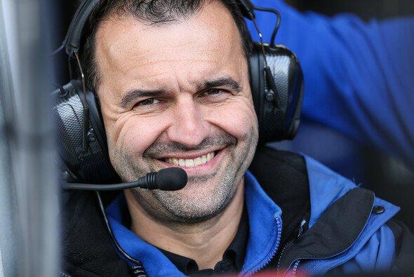 Sven Schnabl, Teamchef bei Falken Motorsports, ist mit dem 24-Stunden-Rennen zufrieden