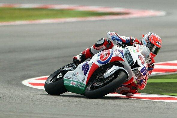 Michael van der Mark fuhr der Supersport-Konkurrenz bislang auf und davon - Foto: Pata Honda