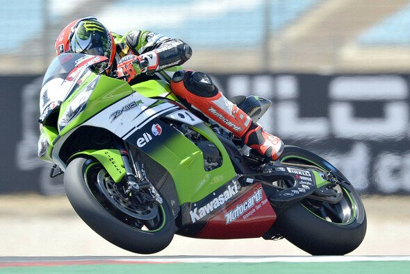 Tom Sykes eroberte die Pole Position in Portimao - Foto: WorldSBK.com
