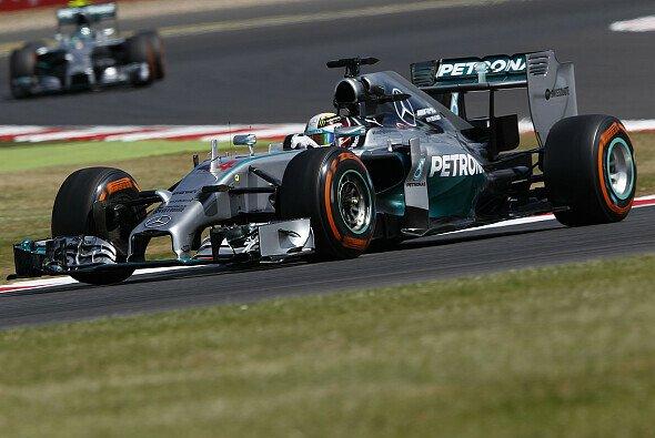 Nico Rosberg führt die WM mit 29 Punkten Vorsprung auf Lewis Hamilton an