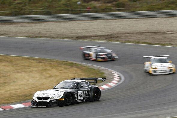 Thomas Jäger fuhr sein erstes GT3-Rennen in Zandvoort - Platz 2 auf Anhieb - Foto: Schubert Motorsport