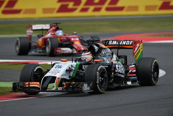Force India fehlte es an Speed
