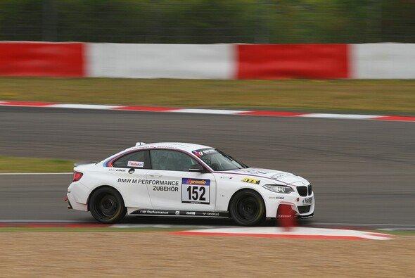 Bonk motorsport startet mit einem BMW M235i Racing in Barcelona - Foto: Patrick Funk