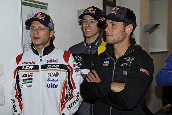 Stefan Bradl und Sandro Cortese sind die letzten deutschen Motorrad-Weltmeister - Foto: LCR Honda