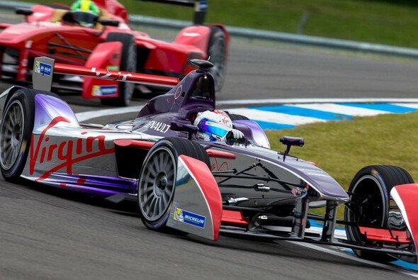 Sieg für Virgin Racing und Sam Bird beim ePrix Putrajaya - Foto: Formel E