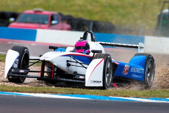 Andretti setzt in Malaysia auf Matt Brabham und Franck Montagny - Foto: Formel E