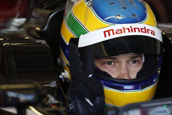 Bruno Senna startet in der Formel E für Mahindra - Foto: Formel E