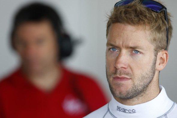 Sam Bird bei den Formel-E-Testtagen in Donington - Foto: Formel E
