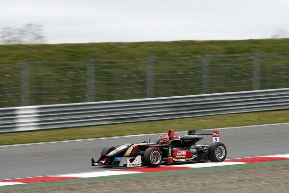 Esteban Ocon setzte sich deutlich vom Rest des Feldes ab