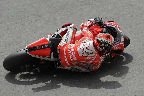 Andrea Dovizioso ist aktuell mit Abstand bester Ducati-Pilot - Foto: Milagro