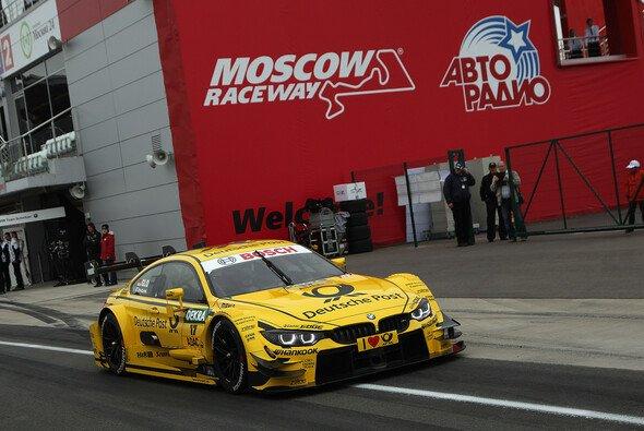 Timo Glock startet vom 10. Startplatz ins Russland-Rennen
