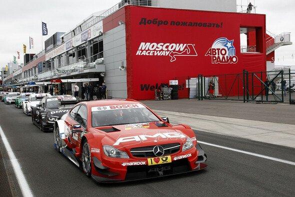 Krisenstimmung bei Mercedes: Konkurrenzlos in Moskau
