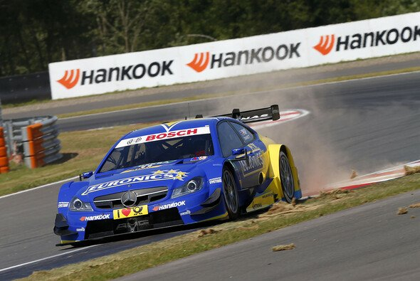 Gary Paffett war in Moskau chancenlos - Foto: DTM