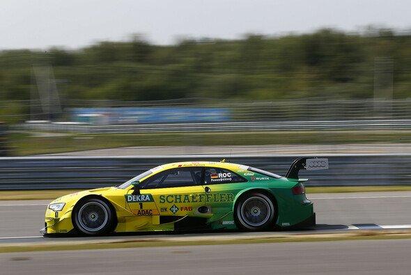 Kein guter Tag für Mike Rockenfeller beim DTM-Rennen in Moskau