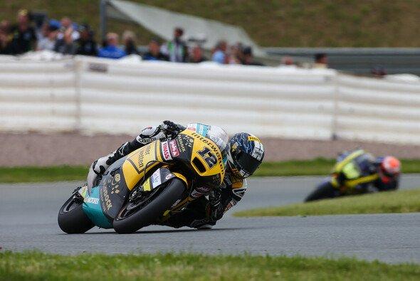 Tom Lüthi war als Fünfter bester deutschsprachiger Moto2-Pilot - Foto: Team Interwetten Paddock