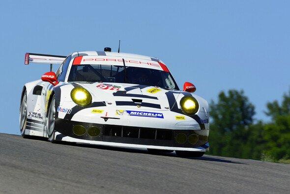 Schaltprobleme vereiteln sicheren Lietz-Sieg - Foto: Porsche