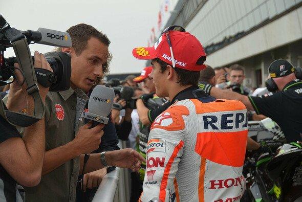 Marc Marquez wird oft als nächster Valentino Rossi bezeichnet