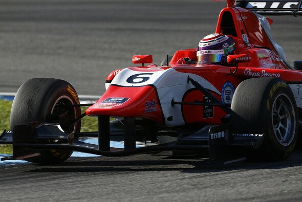 Erster Sieg f�r Jann Mardenborough in der GP3 - Foto: GP3 Series
