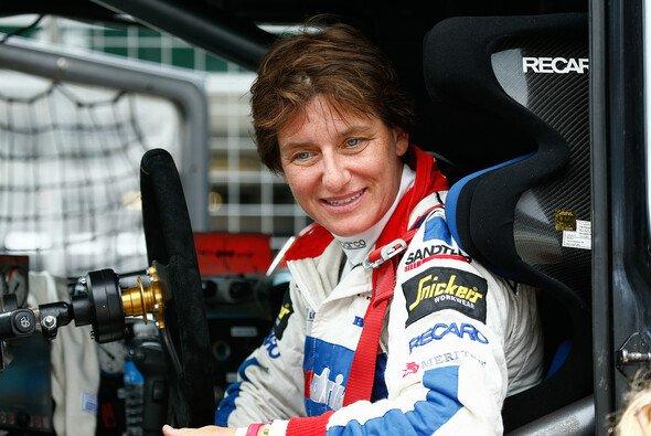 Ellen Lohr gab in der Eifel Gas