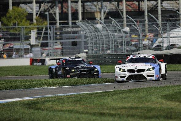Das BMW Team RLL konnte den Erwartungen nicht gerecht werden
