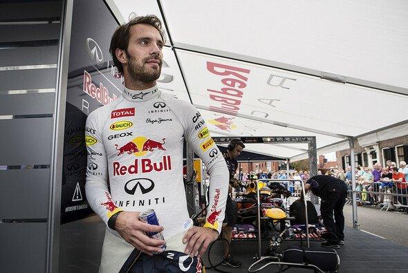 Jean-Eric Vergne könnte sich daran gewöhnen, im Red Bull zu sitzen