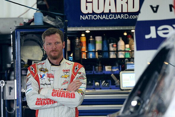 Dale Earnhardt Junior war im Training bester Hendrick-Pilot - Foto: NASCAR