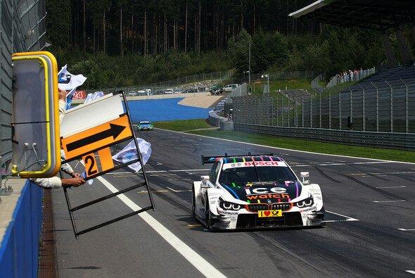 Marco Wittmann machte einen Riesenschritt in Richtung Titel - Foto: BMW AG