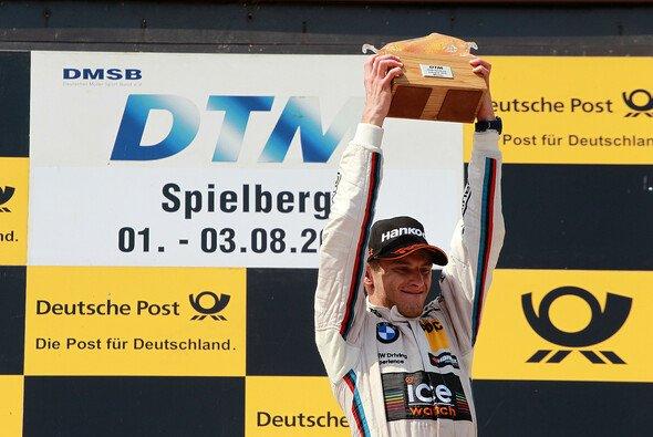 Marco Wittmann gewinnt in Spielberg sein drittes Saisonrennen