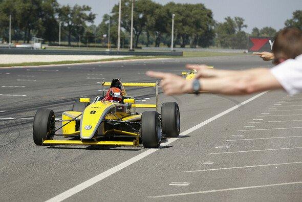Mikkel Jensen: Vorsprung in der Meisterschaft ausgebaut - Foto: Formel ADAC